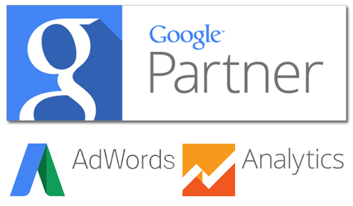 Google partner Google Adwords Google Analytics